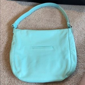 EUC Thirty One MidWay Hobo Purse in Skies for you